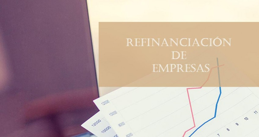 Refinanciación de empresas